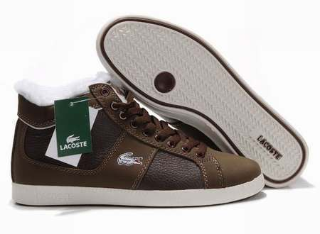 Vintage Chaussures Lacoste basket Femme chaussure tRYnawAq