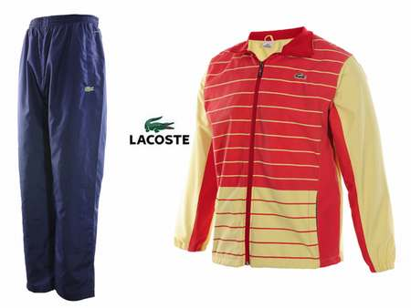 ecb5f08b75 jogging femme promotion,Collection Survetement lacoste,survetement ...